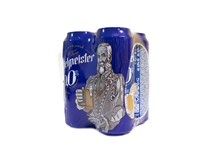 Edelmeister pivo nealkoholické 4x500 ml PLECH