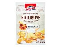 Intersnack Slovakia Chips kotlíkové s morskou soľou 1x120 g