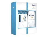 Dove Classic Beauty sprchový gél 250ml + mydlo 100 g