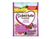 Bonavita Dobrá kaša ovsená lesné plody 1x65 g