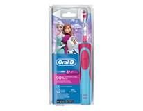 Oral-B Vitality Kids Frozen elektrická zubná kefka 1x1 ks