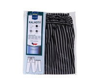 Nohavice pruhované unisexové veľ. 54/46 Metro Professional 1ks