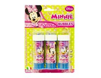 Bublifuky Minnie 60ml blister 3ks