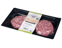 Barbecue burger chlad. 2x150 g