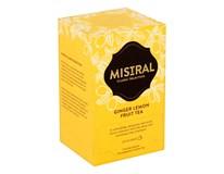 Mistral Classic Selection Ginger&lemon ovocný čaj 1x50 g