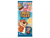 Cheese Tiger original mozzarella tyčinky chlad. 1x84 g