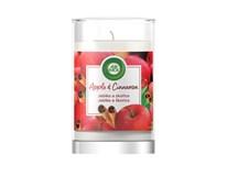 Air wick sviečka XXL jablko a škorica 1x1 ks