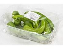 Paprika zelená pálivá špicatá I. čerstvá 1x350 g