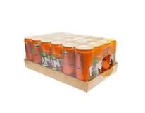 Fanta orange limonáda 24x330 ml PLECH