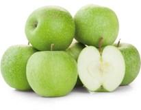 Jablká Granny Smith 70+ čerstvé váž. cca 1 kg  tácka