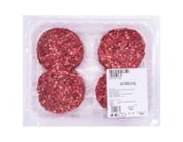 Hovädzí Hamburger IRL chlad. 8x200 g