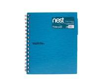 Blok krúžkový Nest  A5/120listov linkovaný 1ks