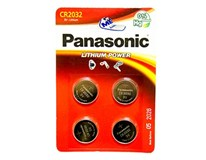 Batérie CR2032EL/4BP Panasonic 1ks
