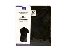 Polokošeľa unisex veľkosť XL basic čierna Horeca Select 1ks