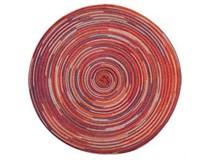 Prestieranie guľaté 38cm červené melanž Tarrington House 1ks
