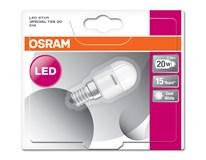 Žiarovka LED Star Special pre chladničky 2,3W E14 T26 studená biela Osram 1ks