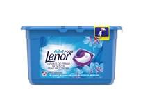 Lenor water lilly gelové kapsuly 14 praní