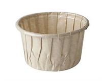 Forma muffin na zapekanie Pure 105ml 7cm Papstar 50ks