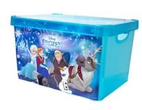 Box úložný Disney  L Frozen transparentný Curver 1ks