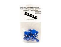 Gombíky náhradné modré Horeca Select 12ks