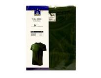 Tričko unisexové Basic zelené veľ. M Horeca Select 1ks