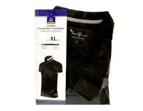 Polokošeľa pánska Valentino čierna veľkosť XL Horeca Select 1ks