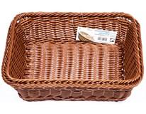 Košík na pečivo GN 1/2 hnedý 1ks