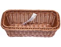 Košík na pečivo GN 1/3 hnedý 1ks