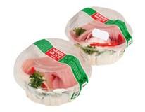 Smetanová cukrárna Henri vajce chlad. 2x145 g