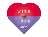 Milka I love milka nut nugát bonboniéra 1x165 g