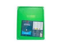 Tácka plastová HACCP GN 1/2 zelená Metro Professional 1ks