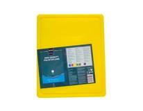 Doska na krájanie HACCP GN 1/2 žltá Metro Professional 1ks