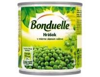 Bonduelle Hrášok jemný 12x212 ml
