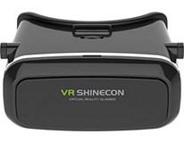 Okuliare 3D s diaľkovým ovládačom X3DVR2 čierne 1ks