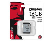 Kingston SD karta SD10VG2 16GB 1ks