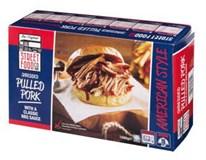 Bravčové mäso trhané mraz. 1x1,5 kg