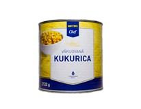 Metro Chef Kukurica cukrová 1x2120 g