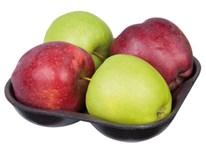 Jablká mix I. 80+ čerstvé 1x4 ks tácka