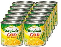 Bonduelle Kukurica jemná 12x212 ml