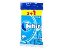 Orbit žuvačky peppermint dražé 1x56 g (3+1)