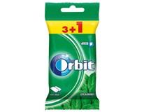 Orbit žuvačky spearmint dražé 1x56 g (3+1)