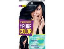 Schwarzkopf Pure Color 1-4 čučoriedková čierna farba na vlasy 1x1 ks