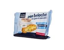 Nutri Free Pan Brioche čokoládové bezlepkové (4ks)1x240 g