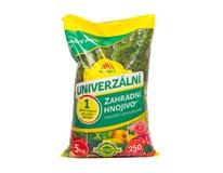 Hnojivo mineral univerzálne 5kg Nohel Garden 1ks