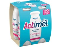 Danone Actimel nápoj bez cukru chlad. 4x100 ml
