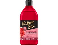 Nature box sprchový gél Pomegranate 1x385 ml