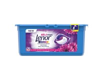 Lenor Amethyst & Floral Bouquet Color gélové tablety 1x28 ks