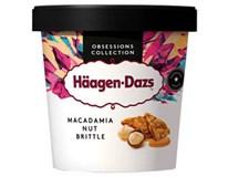 Häagen-Dazs Macadamia nut zmrzlina mraz. 1x460 ml