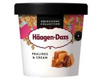 Häagen-Dazs Pralines cream zmrzlina mraz. 1x460 ml