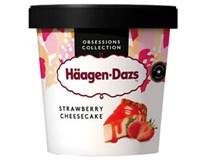 Häagen-Dazs Strawberrie cheesecake zmrzlina mraz. 1x460 ml